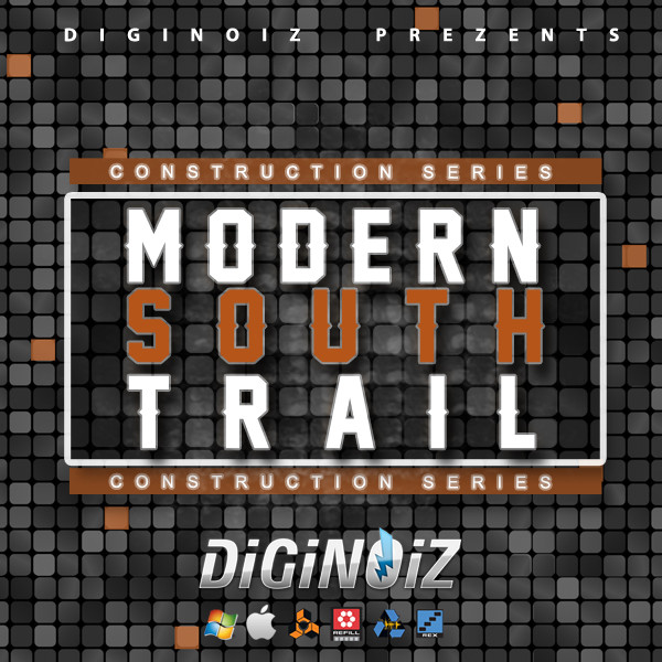 Diginoiz_-_Modern_South_Trail_Cd