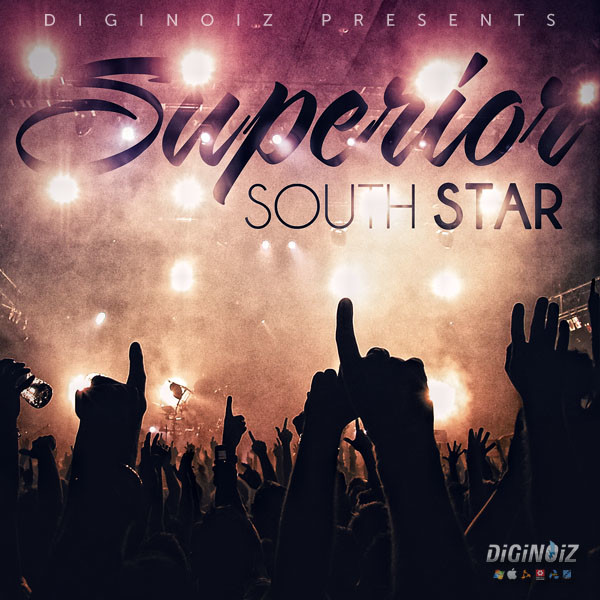 Diginoiz_-_Superior_South_Star_Cd