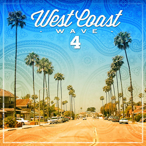 Diginoiz_-_West_Coast_Wave_4_Cd