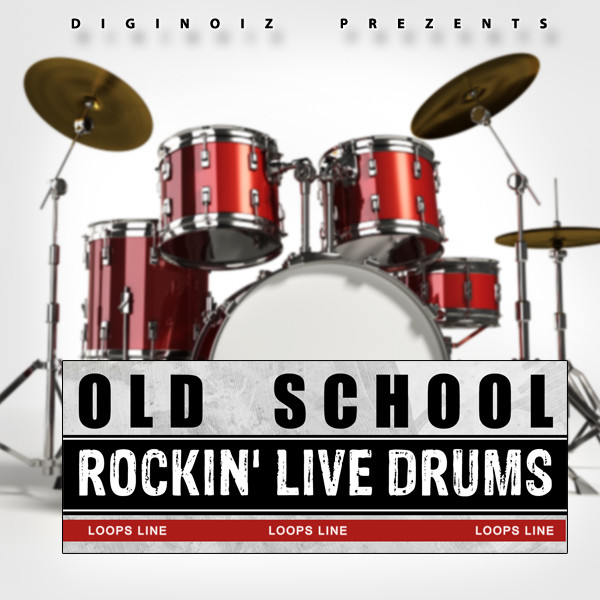 Old_School_Rockin_Live_Drums_-_CD
