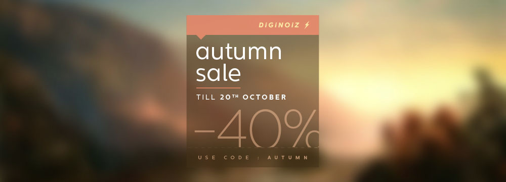 Autumn Sale 2