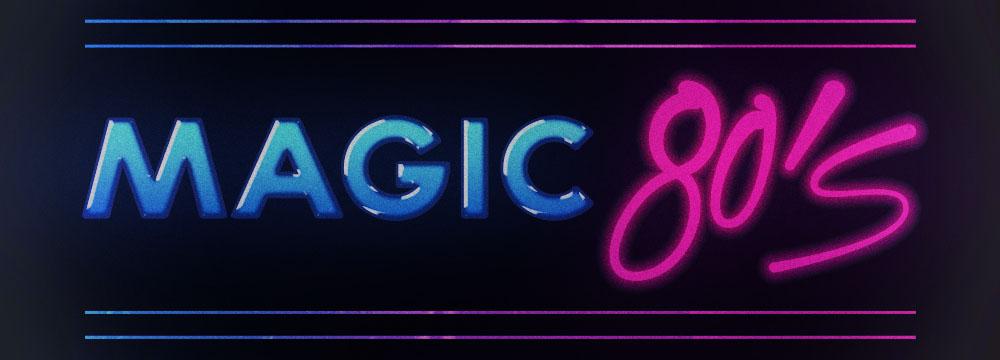 Magic 80s