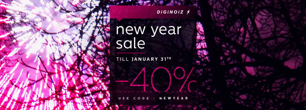New Year Sale! Use code: newyear during purchase!