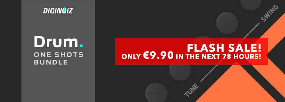 ONLY FOR THE NEXT 72 HOURS! FLASH SALE! 9.90 EUR. INSTEAD OF 320 EUR.