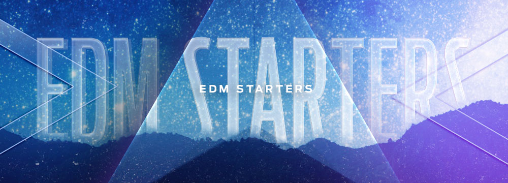 Edm Starters! Audio + Midi Loops