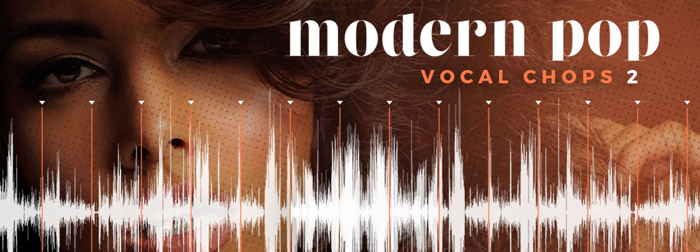 Modern Pop Vocal Chops 2